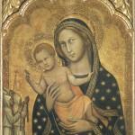 1340 - Madonna dei Battuti - Vitale da Bologna