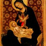 1420 - Madonna dell'Umità - Gentile da fabriano - Museo San Matteo - Pisa