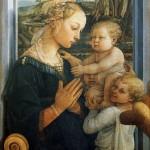 1465 - Lippina - Filippo Lippi - Uffizi - Firenze