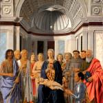 1472 - Pala Montefeltro - Piero della Francesca - Brera - Milano