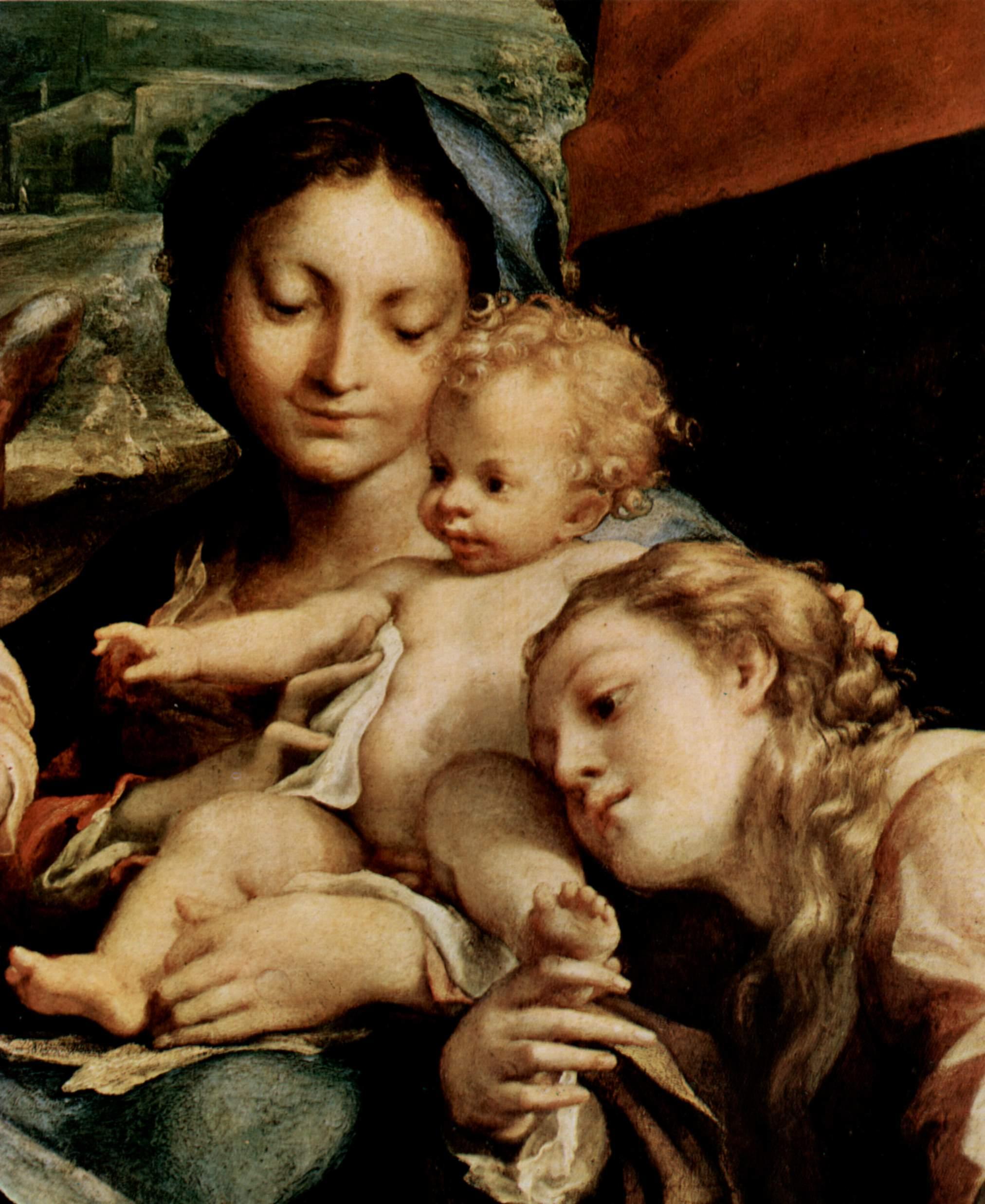 Favoloso La Madonna - I 33 Dipinti più belli di tutti i tempi | Pescini.com LT07