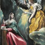 1597 - Annunciazione - El Greco - Museo del Prado - Madrid