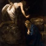 1609 - Annunciazione - Caravaggio - Musée des Beaux-Arts - Nancy