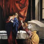 1623 - Annunciazione - Orazio Gentileschi - Galleria Sabauda - Torino