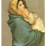 1897 - Madonna del riposo - Roberto Ferruzzi