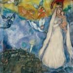 1938 - Madonna - Chagall
