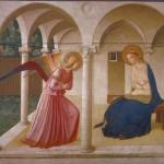 xxx Annunciazione - Beato Angelico - Museo San Marco - Firenze