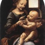 1478 Madonna Benois 1478-1482