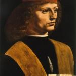 1485 RItratto di musicista 1485