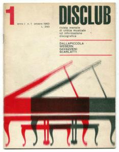 Disclub numero 1 1963