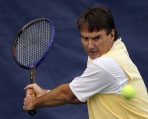 i fuoriclasse del tennis: Jimmy Connors