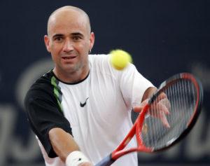 i grandi campioni del tennis: andre agassi