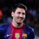 I grandi calciatori - Messi