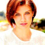 donne più belle delle serie tv Lauren-Cohan