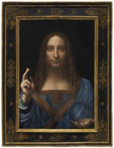 quadri più costosi: Leonardo