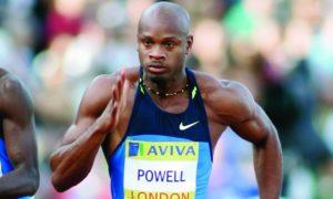 grandi velocisti Asafa Powell