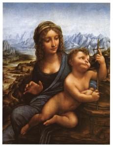 Madonna dei Fusi (1501)