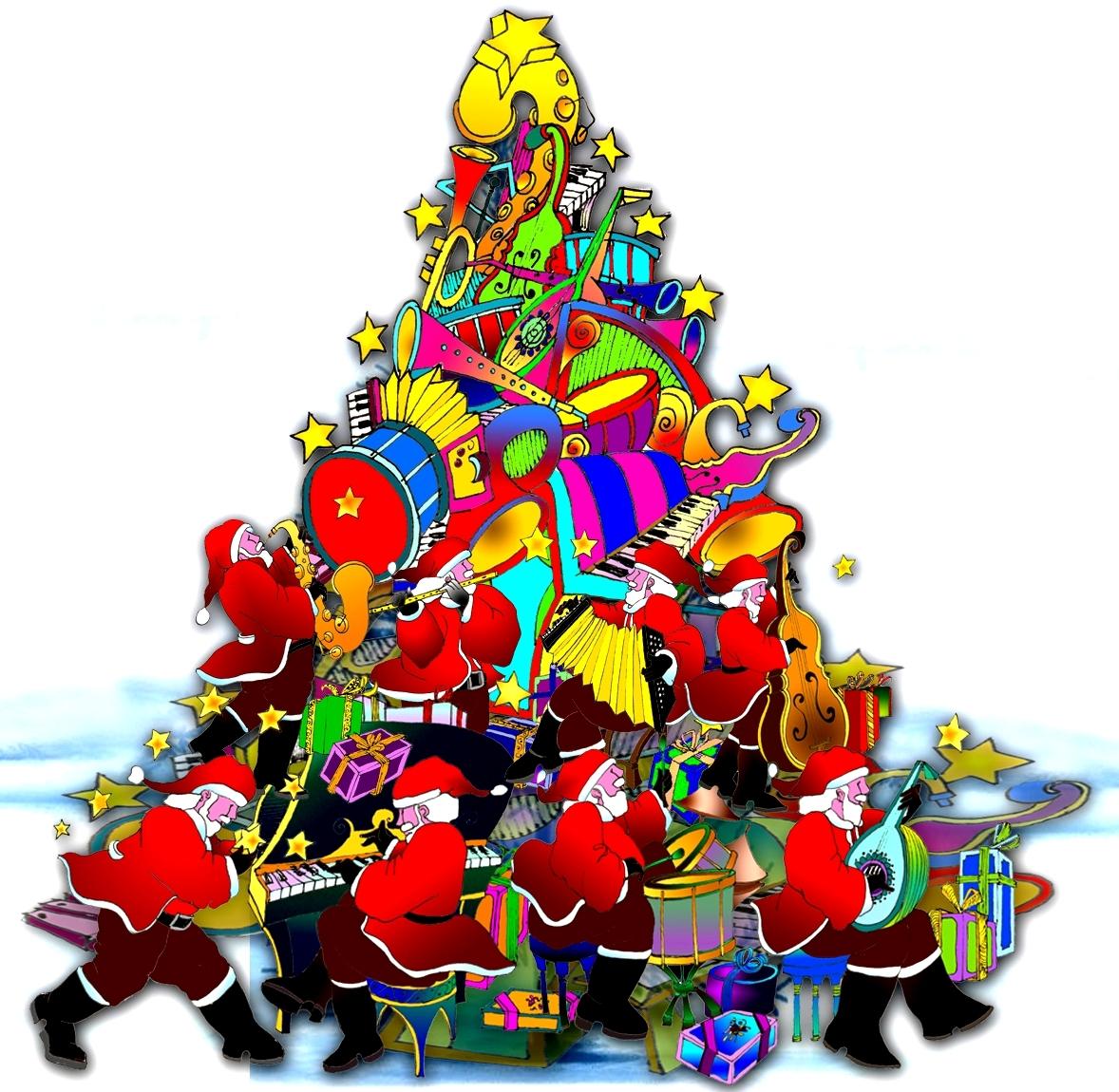 Auguri Di Buon Natale E Felice Anno Nuovo Canzone.Babbo Natale Archivi Pescini Com