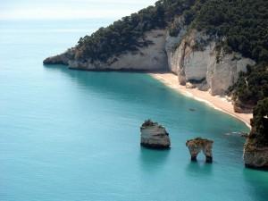 Spiagge 05 - Baia delle Zagare