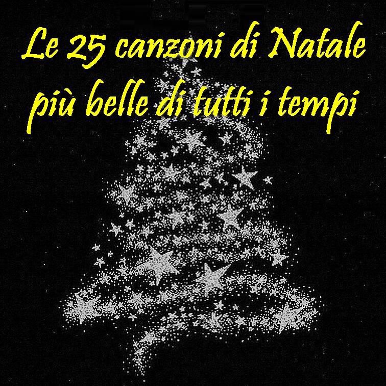 Le Piu Belle Canzoni Di Natale.Le 25 Canzoni Di Natale Piu Belle Di Sempre Pescini Com