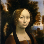 1474 Ritratto di Ginevra de Benci 1474-78