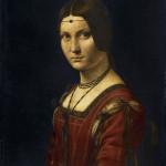 1490 La bella Ferronière 1490-1495