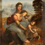 1510 Sant'Anna, la Vergine e il Bambino con l'agnellino 1510-1513