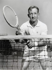 i grandi tennisti: Rodney Laver