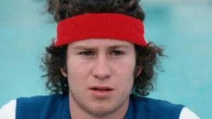 i fuoriclasse del tennis: John McEnroe