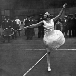 migliore tennista di sempre lenglen