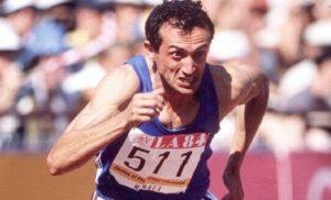 grandi velocisti Pietro Mennea