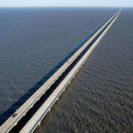 i ponti più lunghi del mondo - - pontchartrain causeway