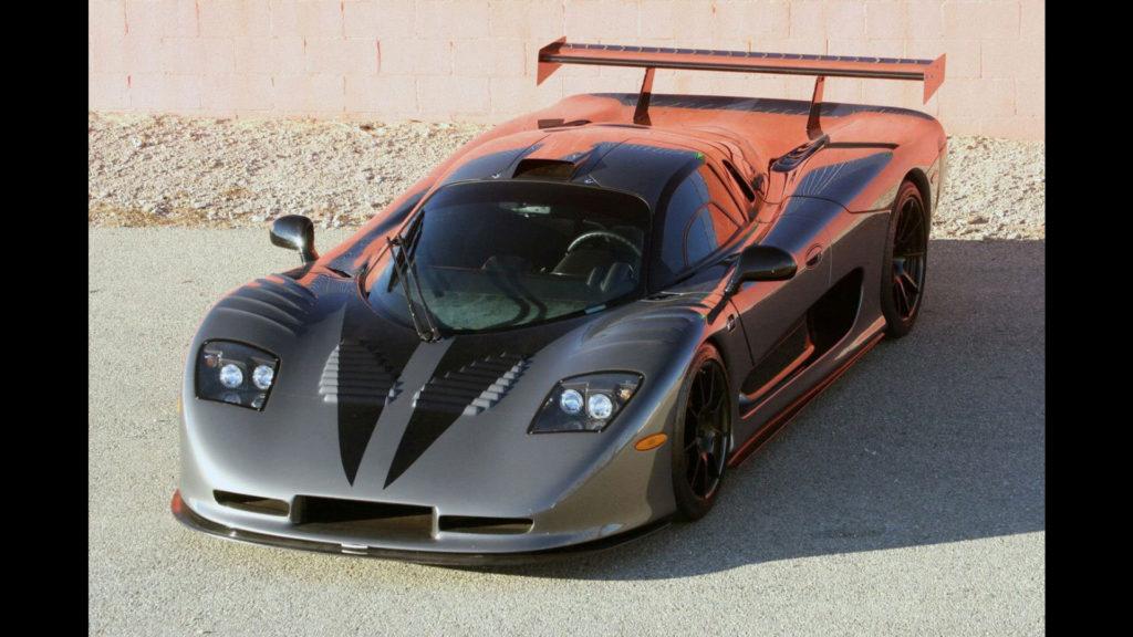 auto più veloci del mondo Mosler MT90 GTR XX