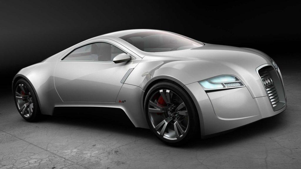 auto più veloci del mondo Audi R Zero