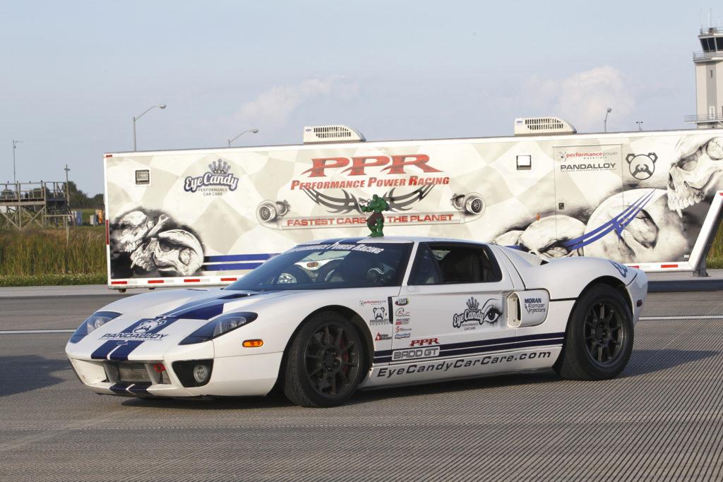 auto più veloci del mondo PPR FOrd Badd GT