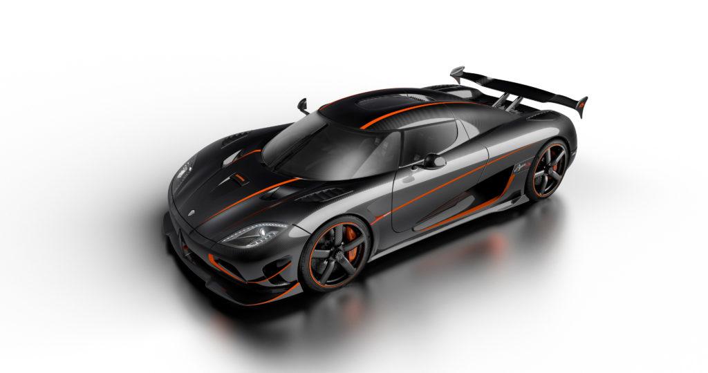 Auto di serie più veloci - Koenigsegg Agera RS
