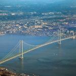 i ponti più lunghi del mondo - akashi bridge