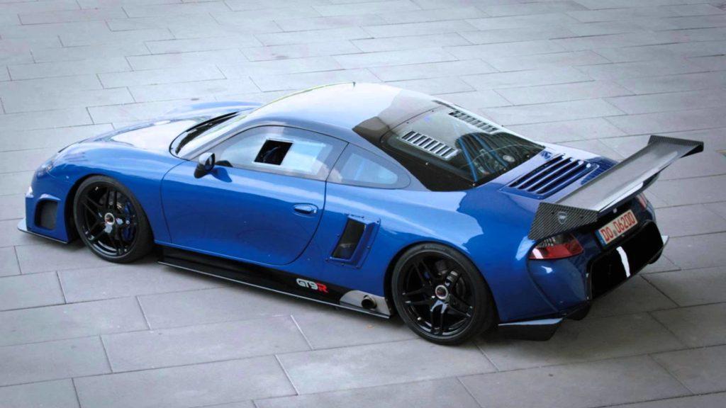 Auto di serie più veloci - 9FF GT9 R