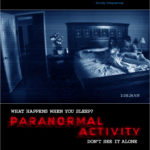 top film horror - paranormal activity