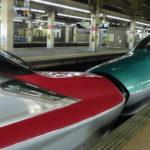 Viaggio in Giappone - Treni Shinkansen