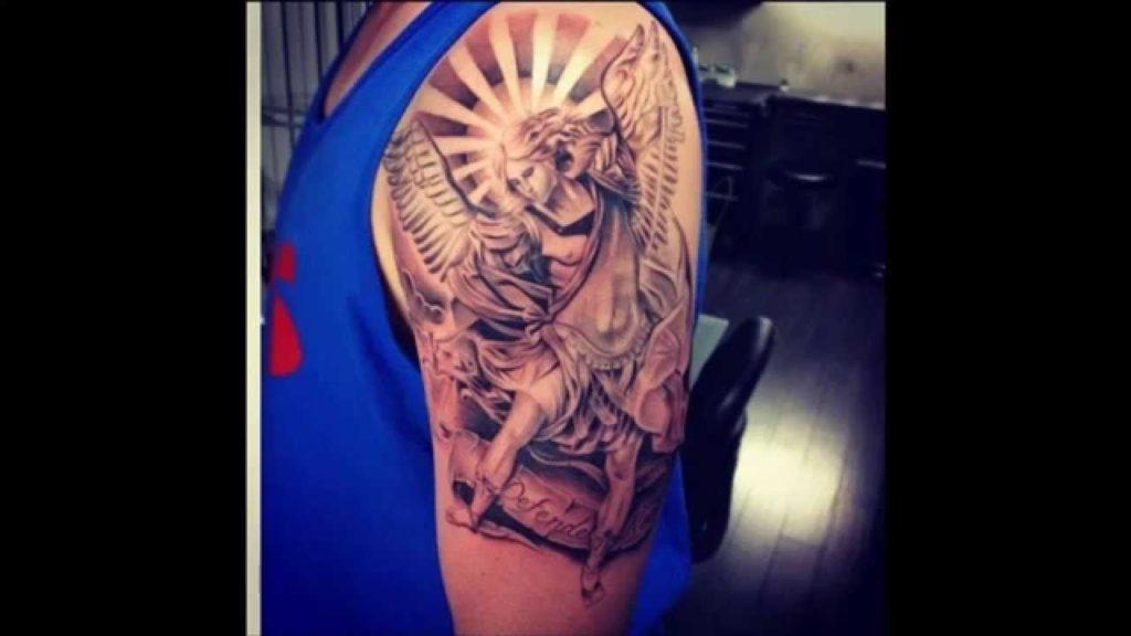 I-tatuaggi-più-belli-del-mondo arcangelo