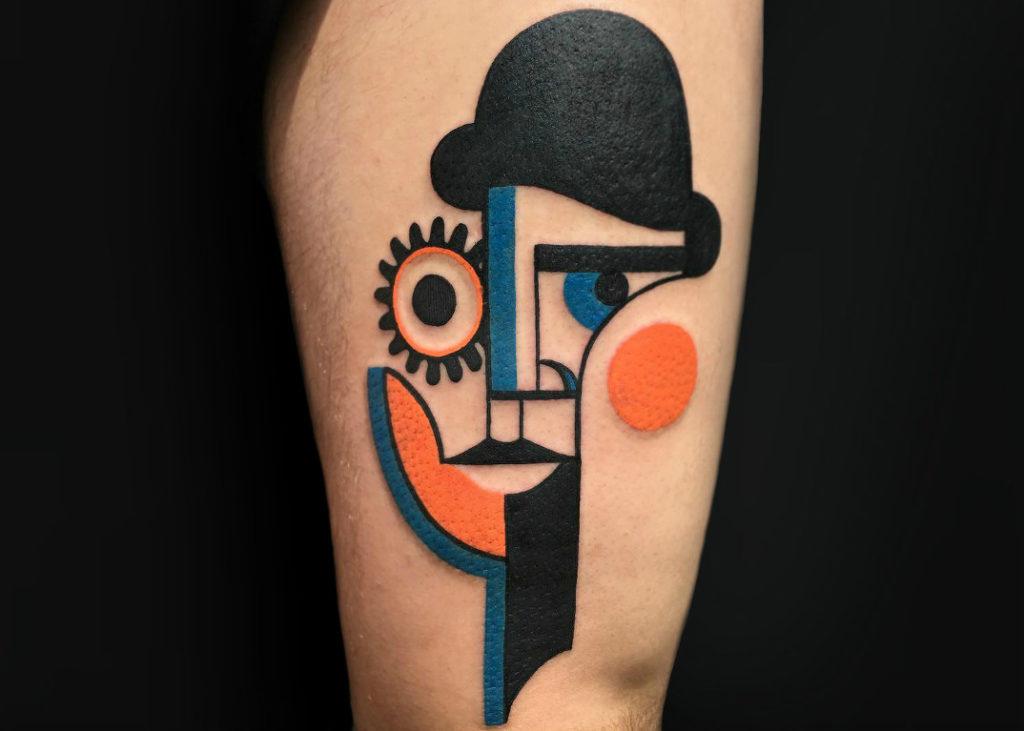 I-tatuaggi-più-belli-del-mondo modern art