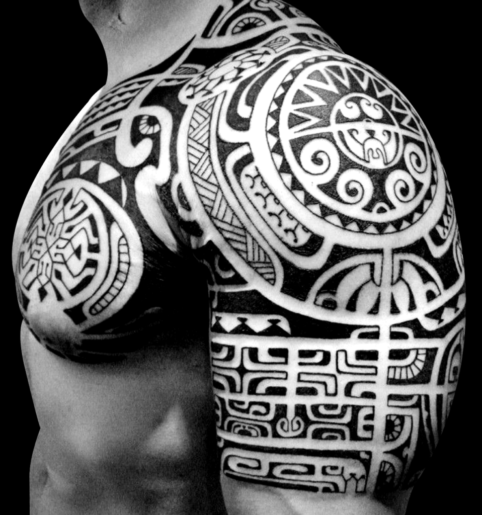 I-tatuaggi-più-belli-del-mondo maori