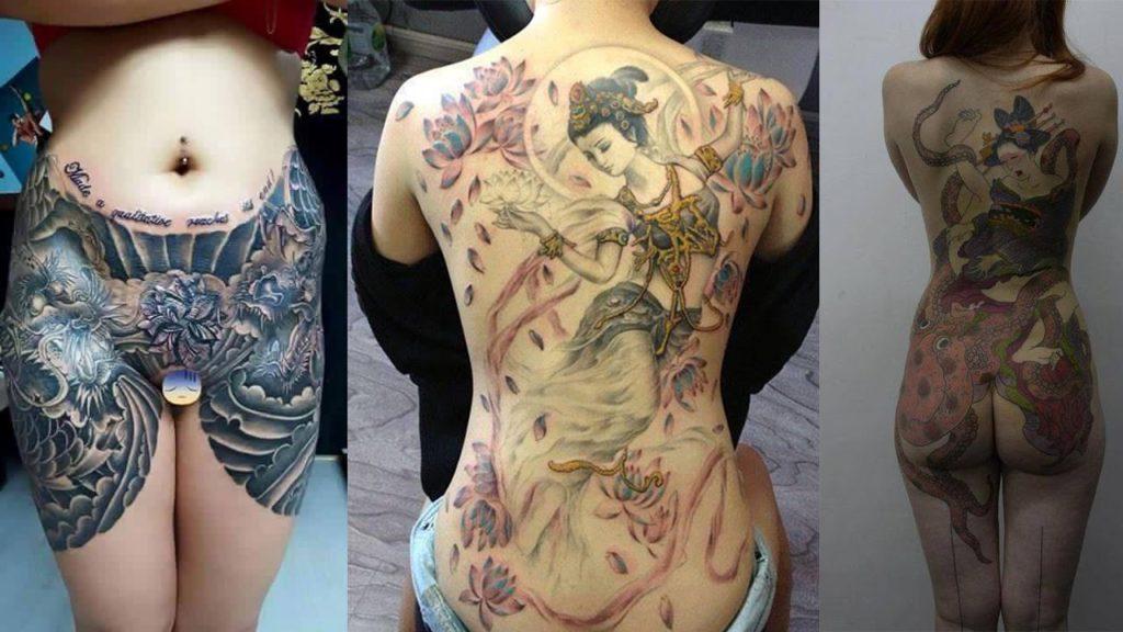 I-tatuaggi-più-belli-del-mondo sexy ladies