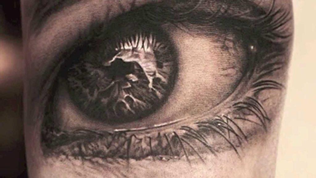I-tatuaggi-più-belli-del-mondo occhio eye