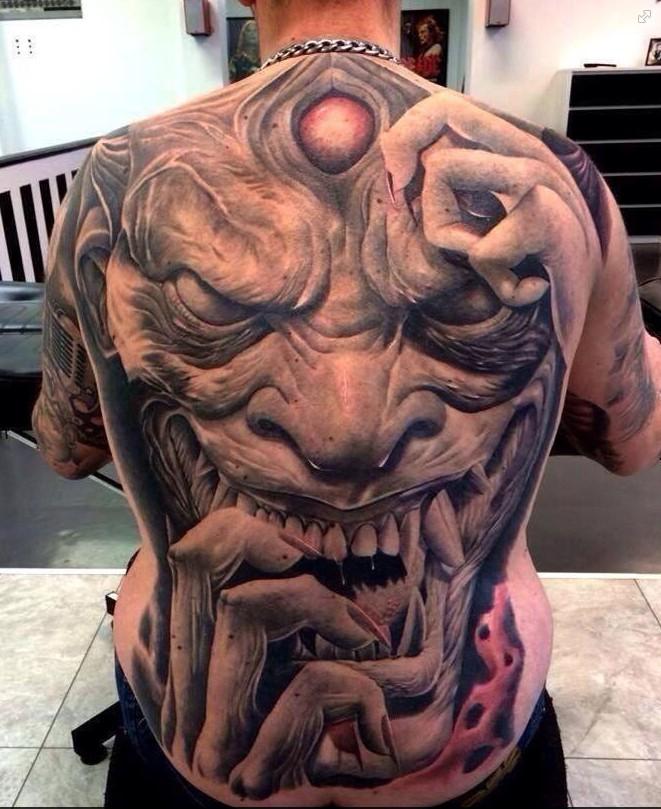 I-tatuaggi-più-belli-del-mondo devil