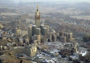 i grattacieli più alti del mondo - abraj al bait