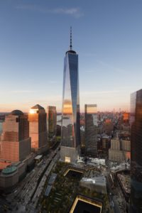 i grattacieli più alti del mondo - One world trade center