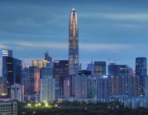 i grattacieli più alti del mondo - ping an finance centre