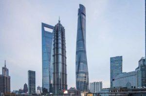i grattacieli più alti del mondo - torre di shanghai